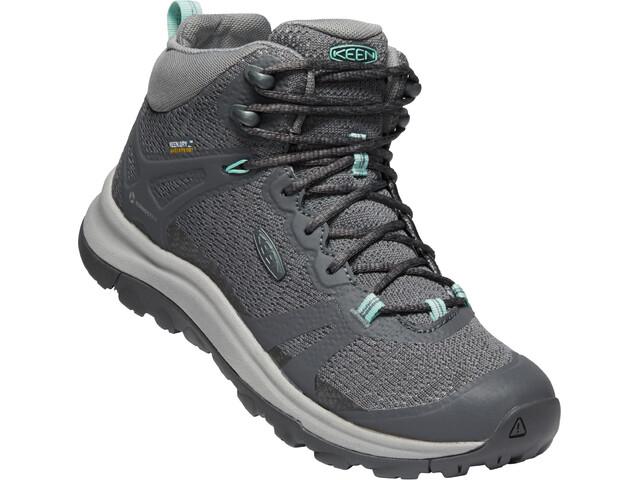 Keen Terradora II Mid WP Zapatillas Mujer, gris